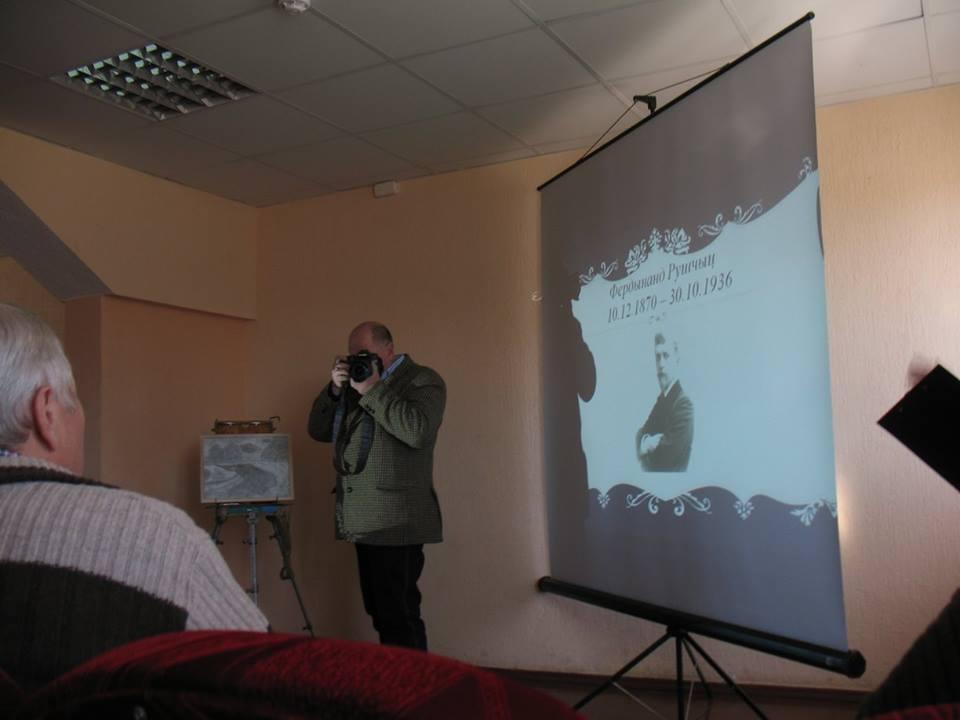 Восеньскі пленэр у вёсцы Багданава