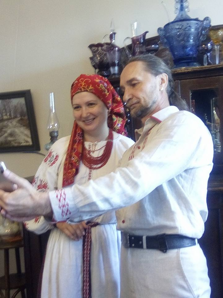 Беларусы Сібіры ў Навагрудку