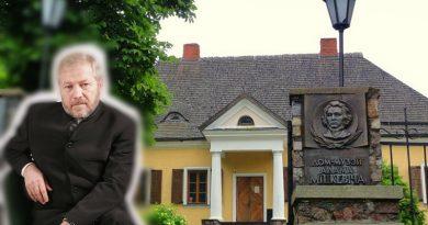 Выстаўка Кастуся Качана ў доме-музеі Адама Міцкевіча