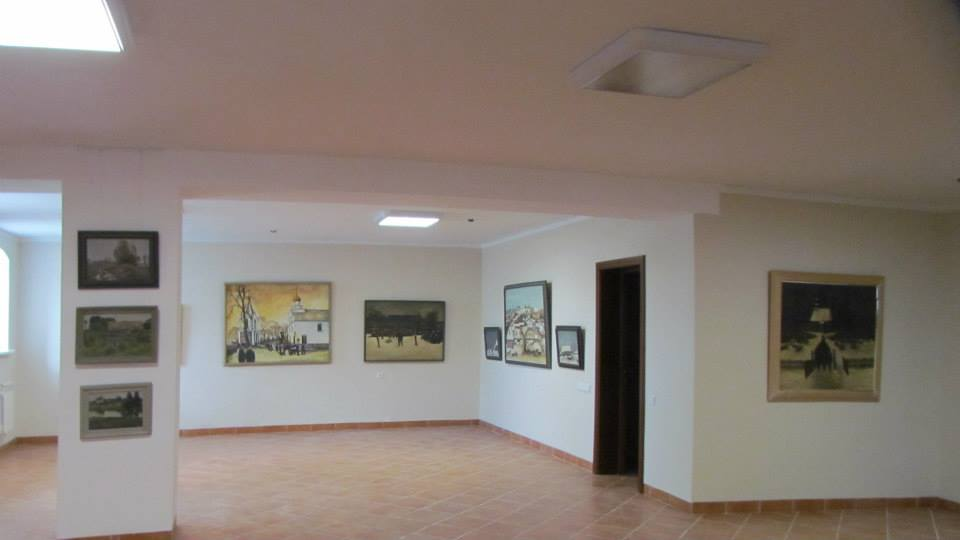 Галерэя Кастуся Качана ў Навагрудку